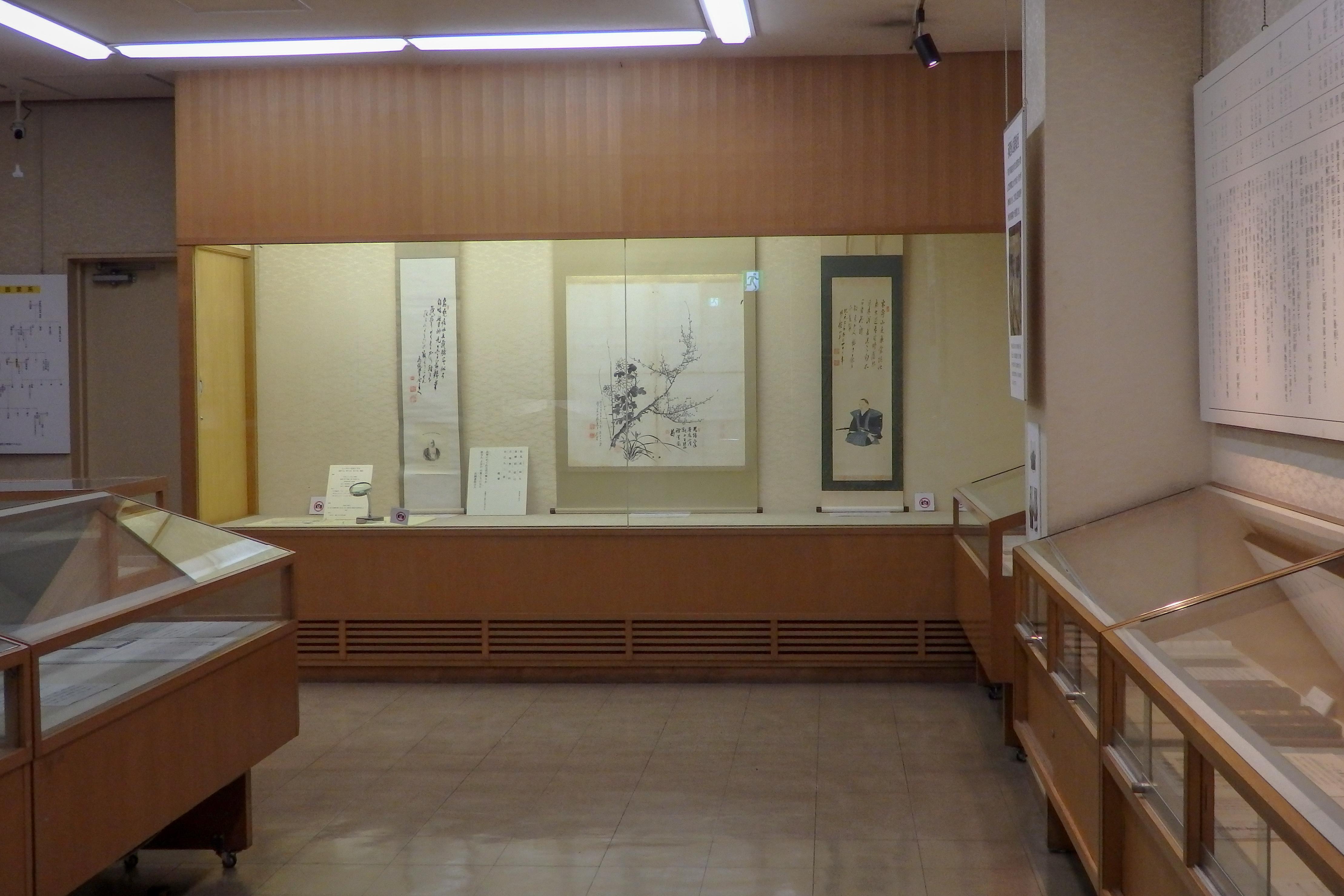 伊藤圭介記念室